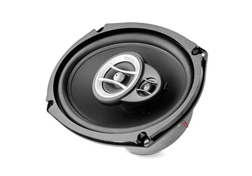 Focal RCX-690 tilted view of front without grille