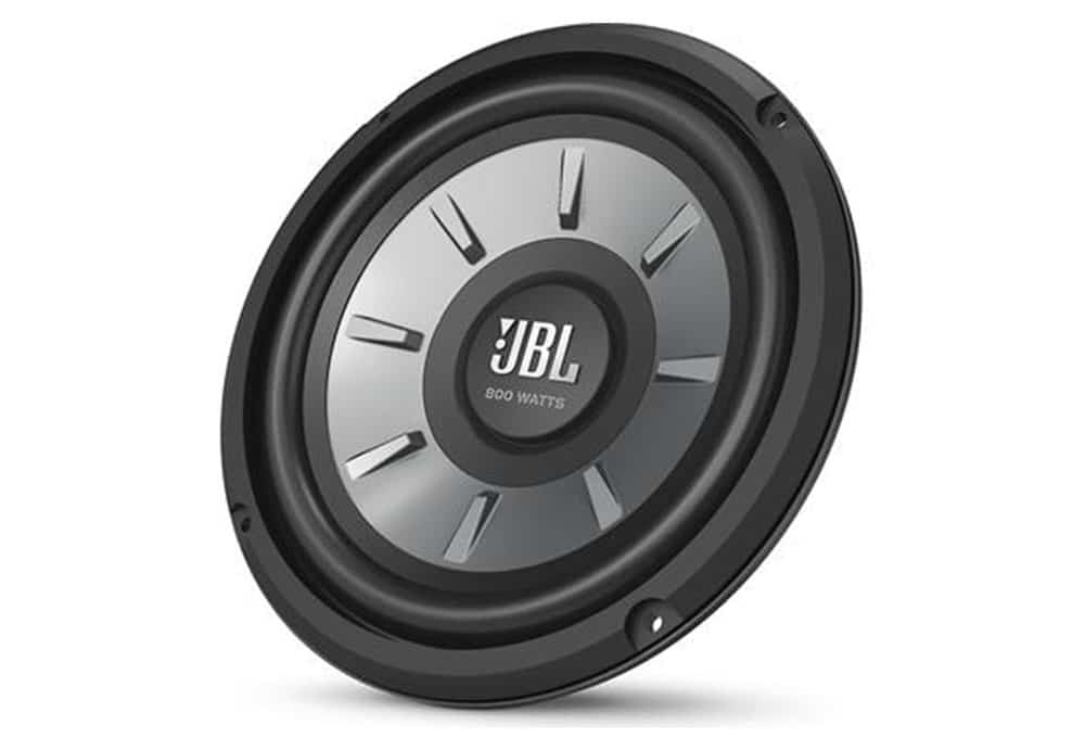 JBL Stage 810 subwoofer front view